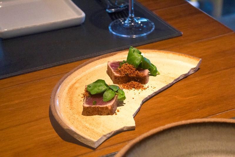 Bobardí comemora quatro anos com menu degustação