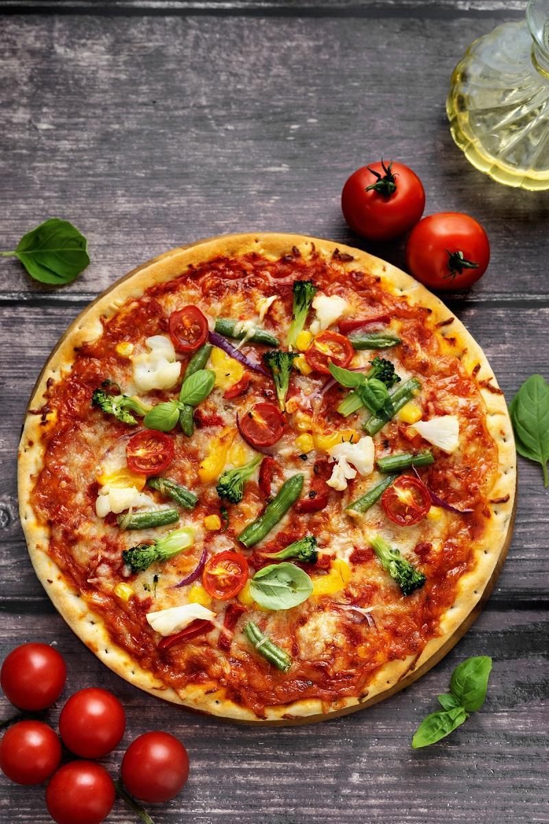 Dia da Pizza, lembrado em julho, reforça a importância das opções mais saudáveis