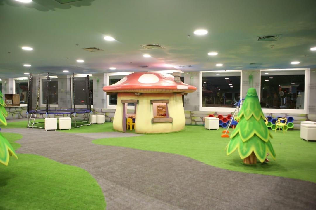 Londrina ganha parque de 1.100 metros quadrados inspirado em fábulas infantis