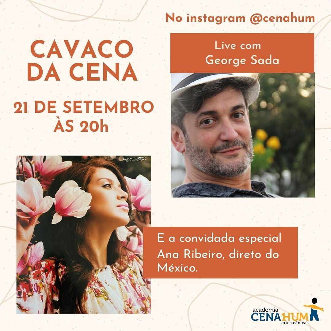 Artes cênicas e concursos de beleza vão ser os temas do Cavaco da Cena desta segunda-feira