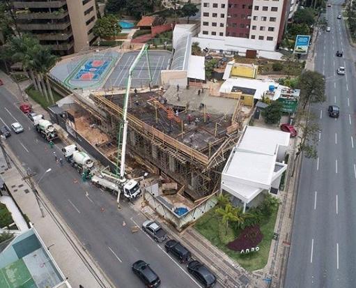 Geração de empregos na construção civil aumenta no Paraná