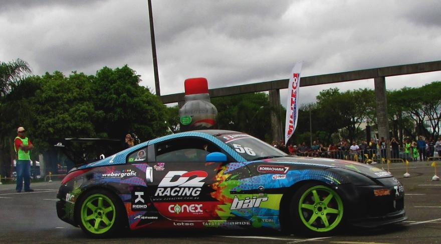 Pinheirão recebe o maior evento automotivo do Sul do Brasil