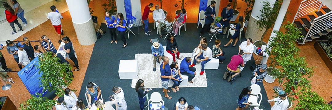 Palladium Curitiba celebra Dia do Idoso com programação especial