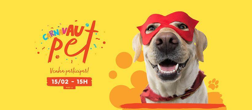 Carnaval de Curitiba terá programação especial para pets