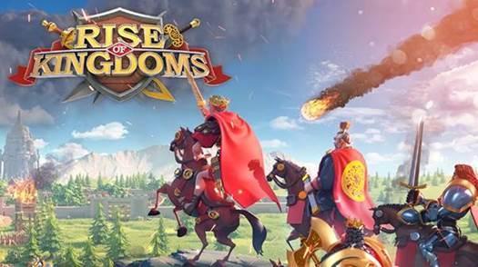 Rise of Kingdoms, game de estratégia com 10 milhões de downloads, é a atração do fim de semana na Arena Extra