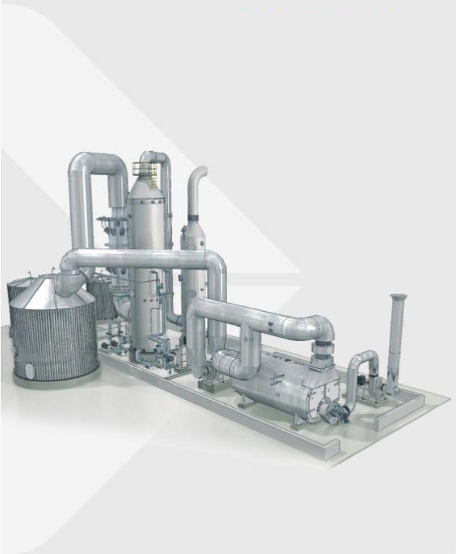 Tecnologia em ácido sulfúrico equilibra produção e economiza recursos em plantas de celulose