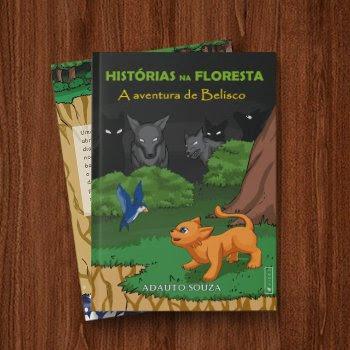 As aventuras do gato Belisco estão na Livraria Cultura