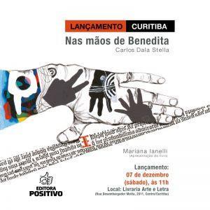 Neste sábado: Editora Positivo lança