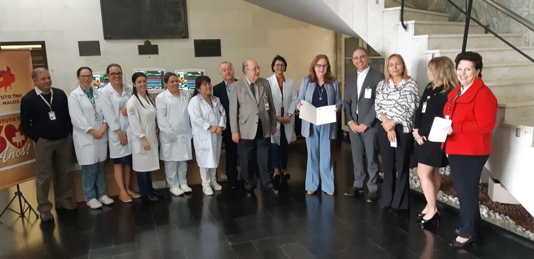 Instituto TMO entrega 18 novos Monitores Multiparamétricos para o STMO/Hospital das Clínicas/UFPR
