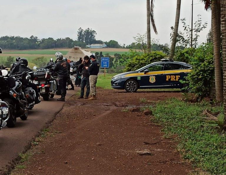 Feriado prolongado requer maior cuidado dos motociclistas