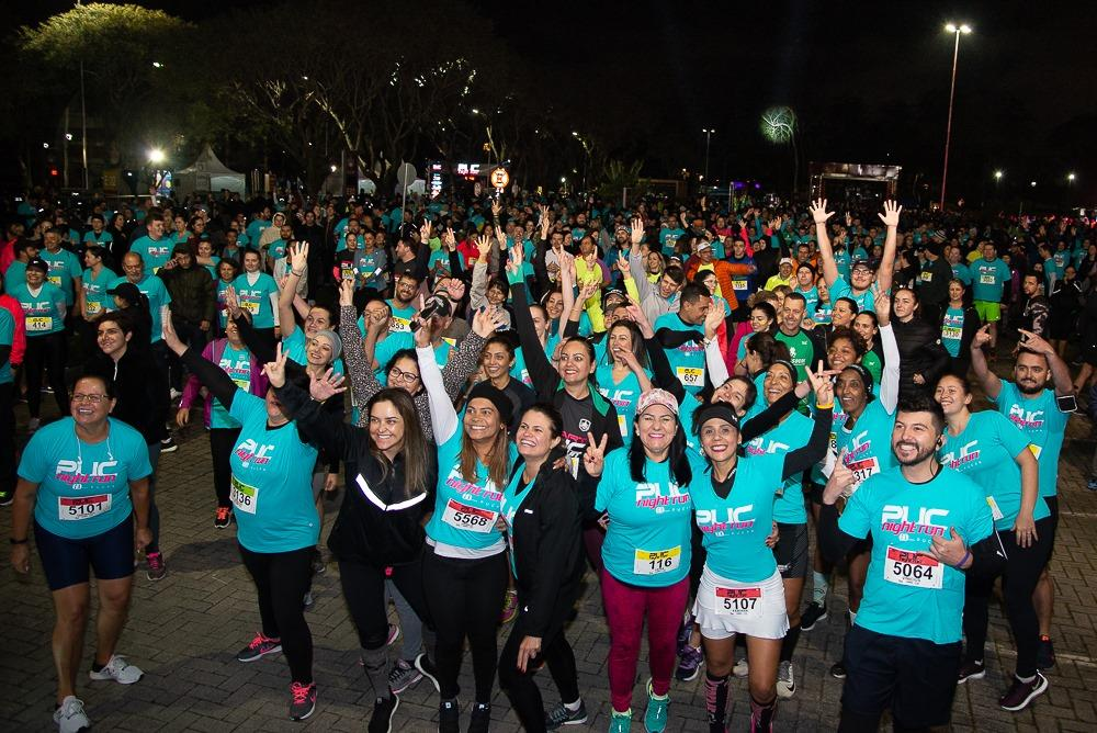 PUC Night Run reúne mais de 2.500 participantes