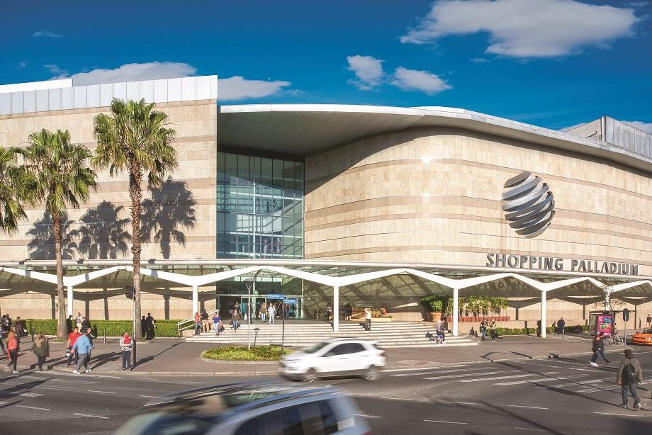 Descontos de até 70% no Palladium Curitiba na Semana Brasil
