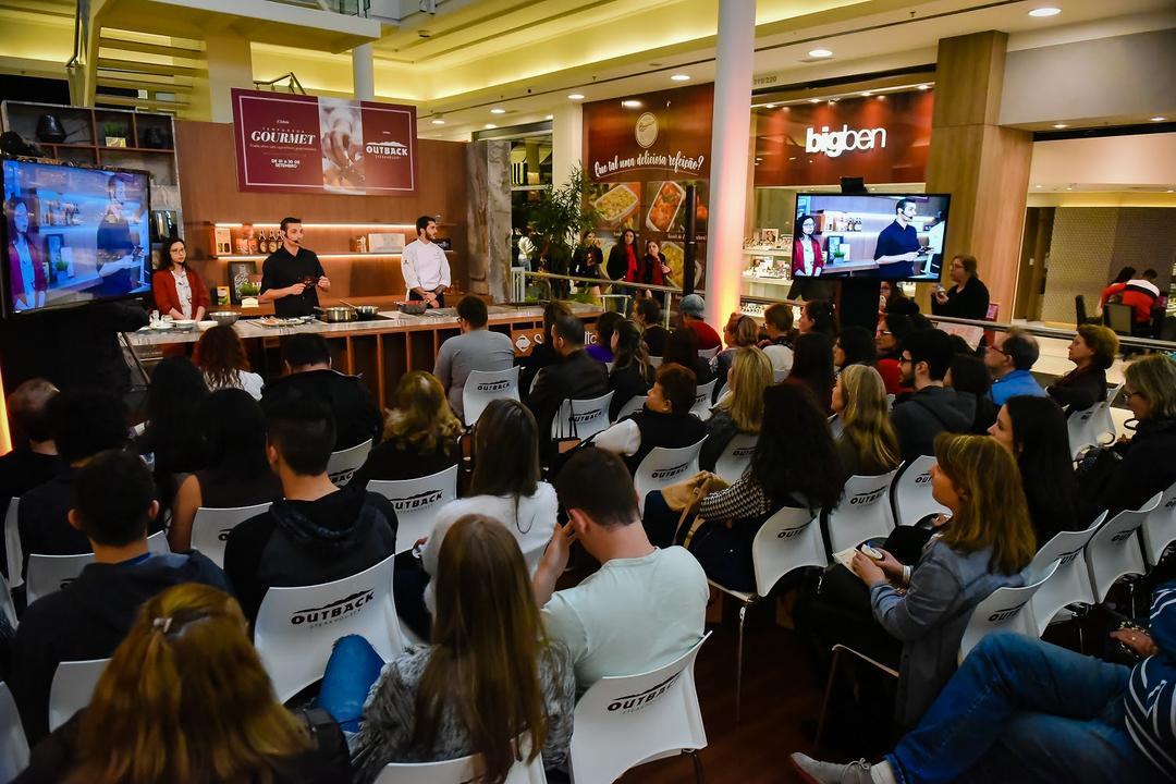 Temporada Gourmet Shopping Curitiba chega na terceira edição com novidades para o público