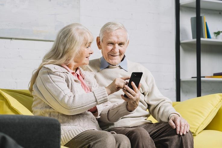 Diversão para terceira idade na era digital