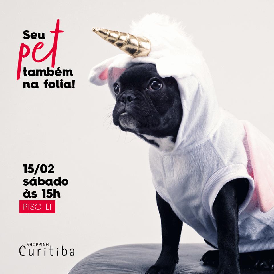 Com concurso de fantasia e cortejo, CarnavAU Pet acontece neste sábado (15)