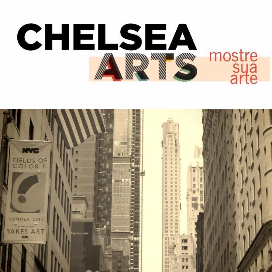 Chelsea ARTS apresenta exposição NY 2019