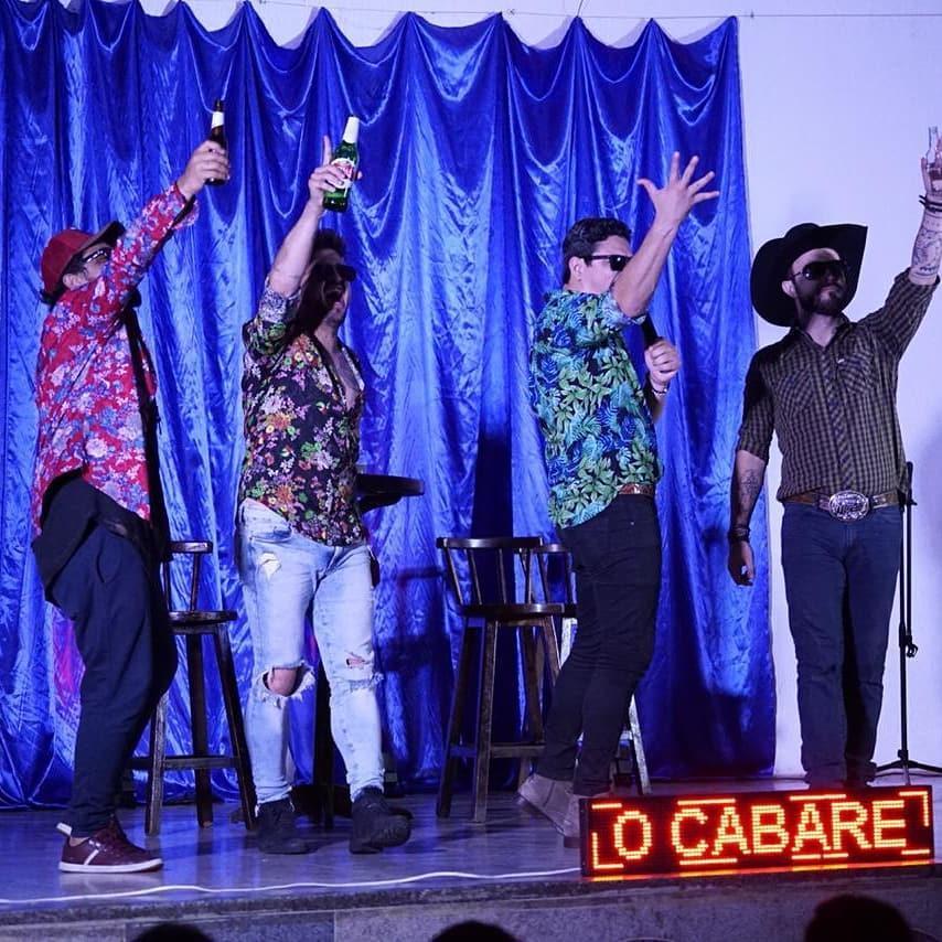 Curitiba recebe show de humor