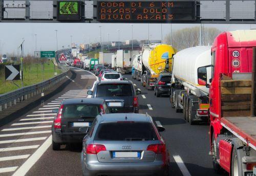 Congestionamentos em grandes cidades