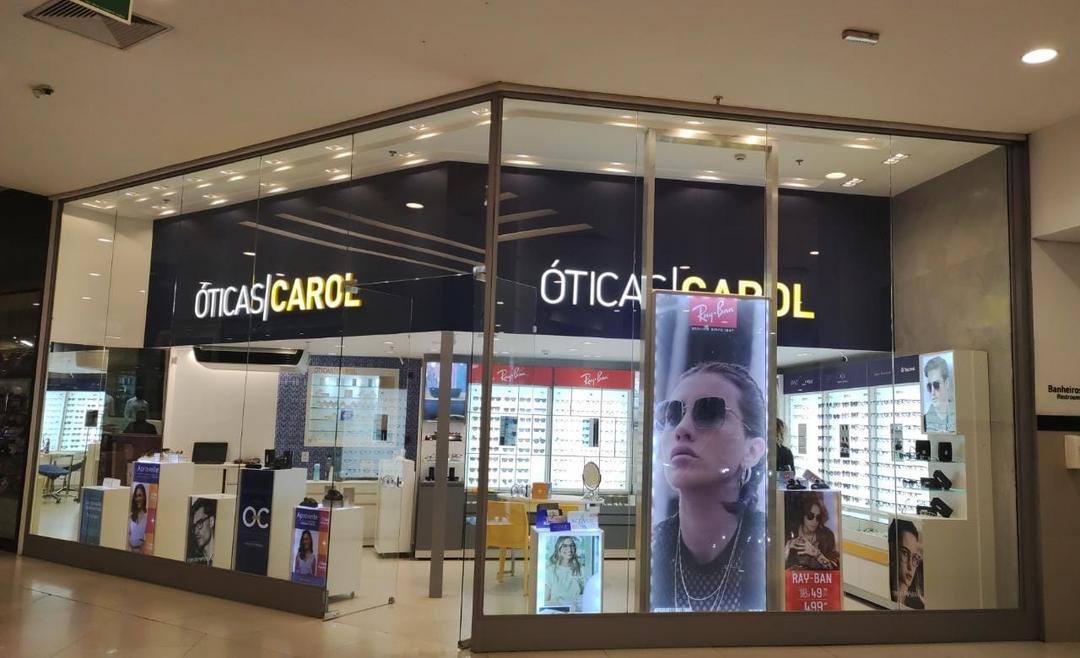 Ventura Shopping anuncia abertura de Óticas Carol