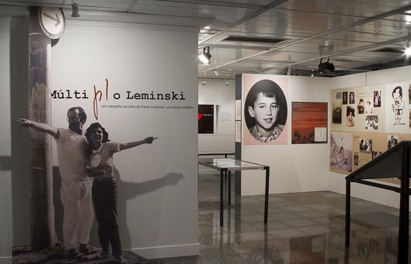 Exposição sobre Paulo Leminski desembarca em Londrina