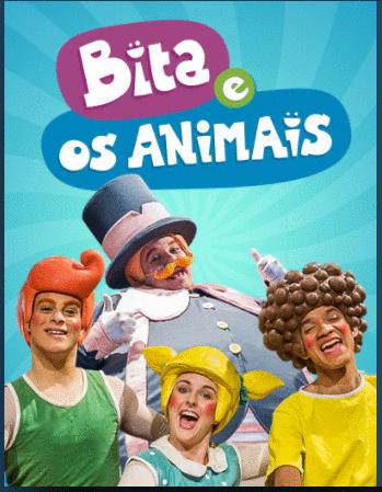 """No mês das crianças, tem espetáculo """"Bita e os Animais"""" no Shopping Estação"""