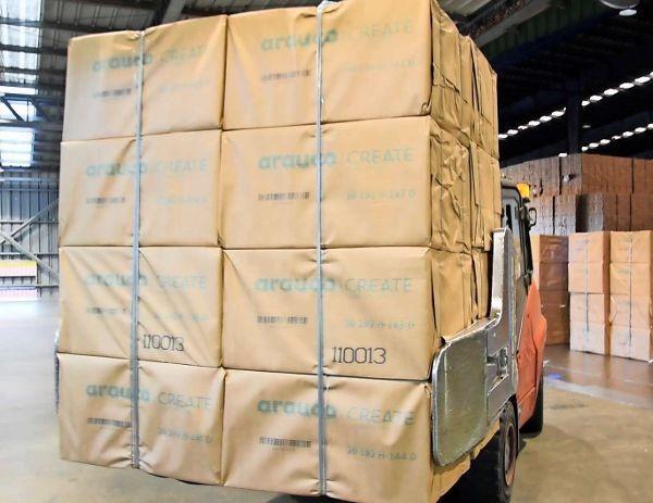Planta da ARAUCO em Valdívia celebra um ano de produção de celulose têxtil após implementação de nova linha da