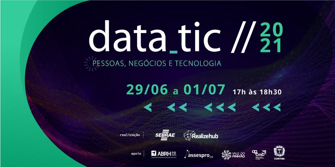Humanização e tecnologia como estratégia na Gestão de Pessoas são foco do DataTIC 2021