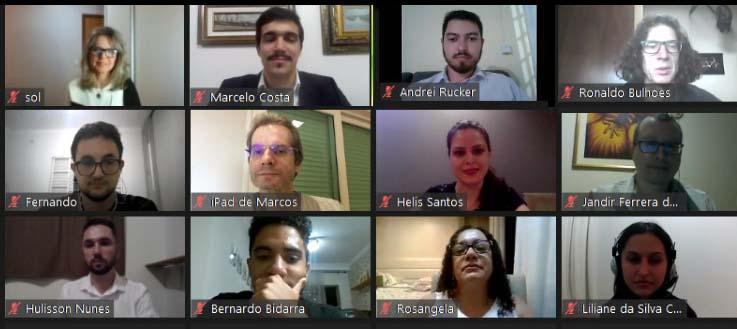 Ganhadores do 30º Prêmio Paraná de Economia foram homenageados através de Solenidade Virtual do CoreconPR