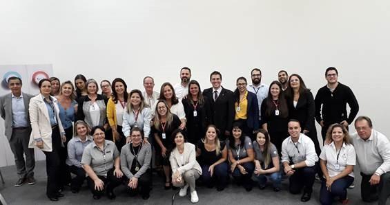 Comitê de Locação do Secovi realiza último encontro do ano em evento de confraternização