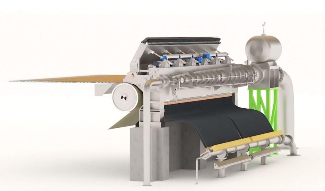 Valmet amplia oferta para indústrias de papel, cartão e Tissue com máquinas de pequeno e médio porte