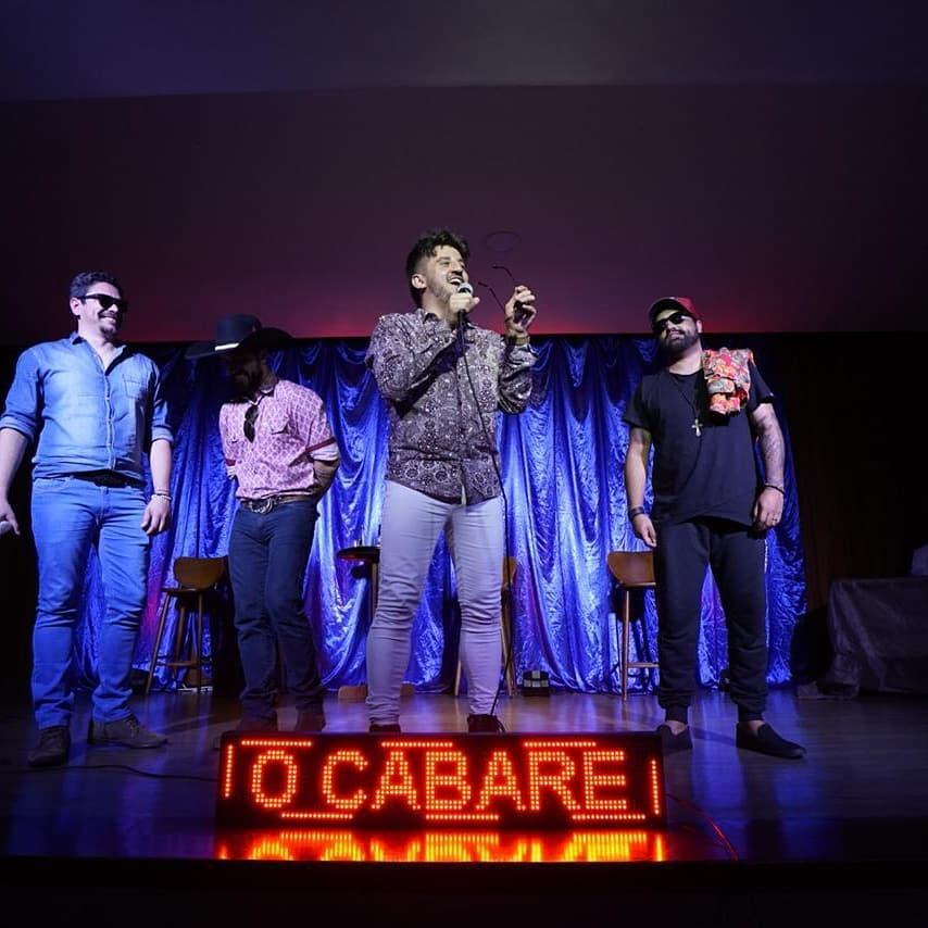 Curitiba Comedy Club recebe show