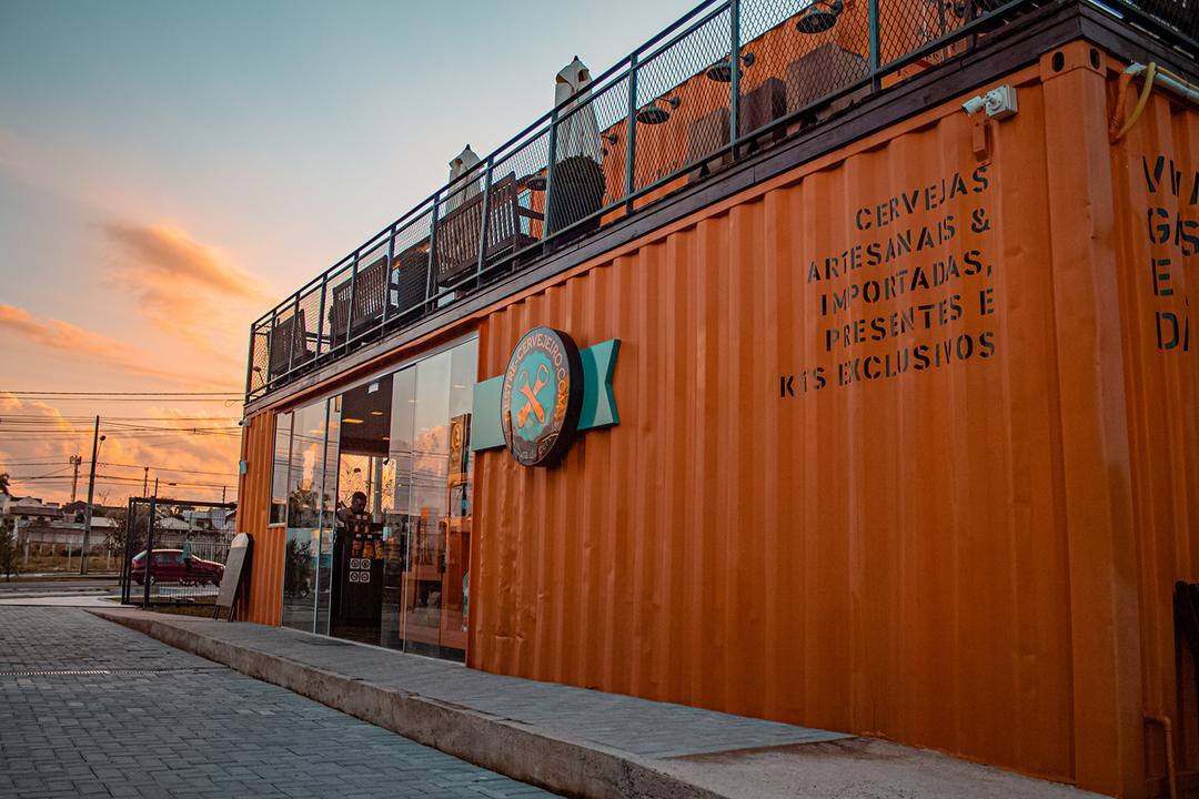 Maior rede de lojas de cervejas artesanais do país inaugura mais uma unidade em Curitiba, na Av. das Torres