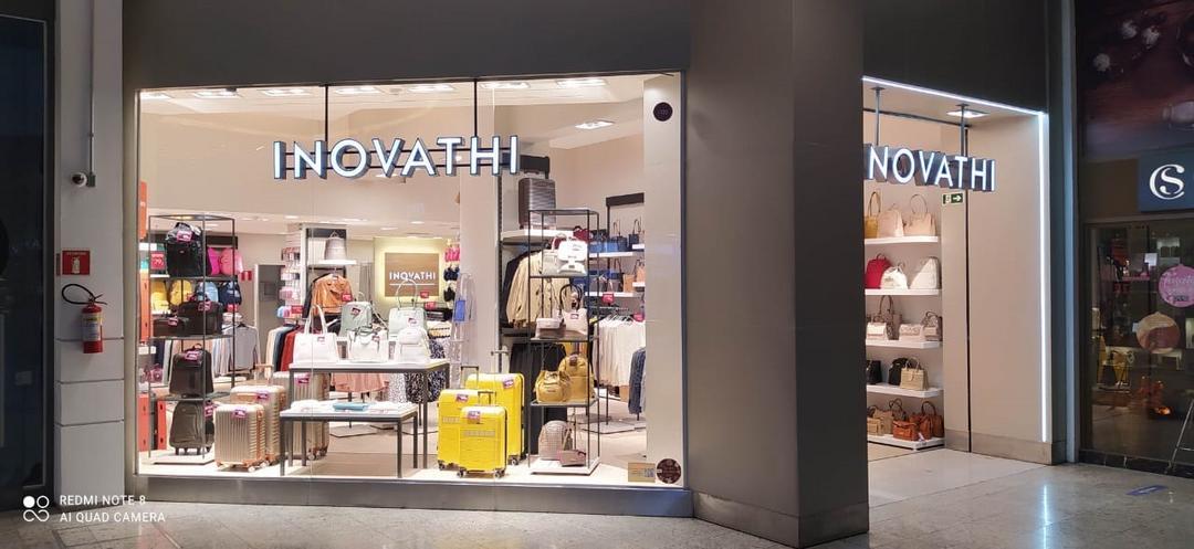"""Inovathi inaugura loja com conceito de """"moda inteligente"""" no Shopping Estação"""