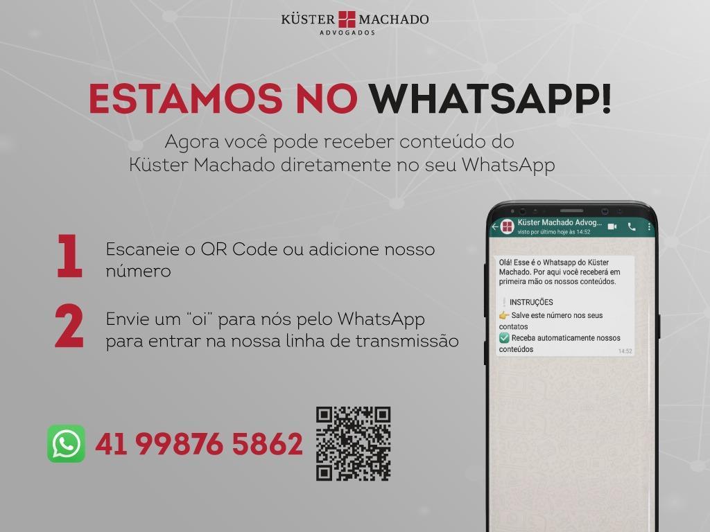 Küster Machado Advogados apresenta nova ação digital