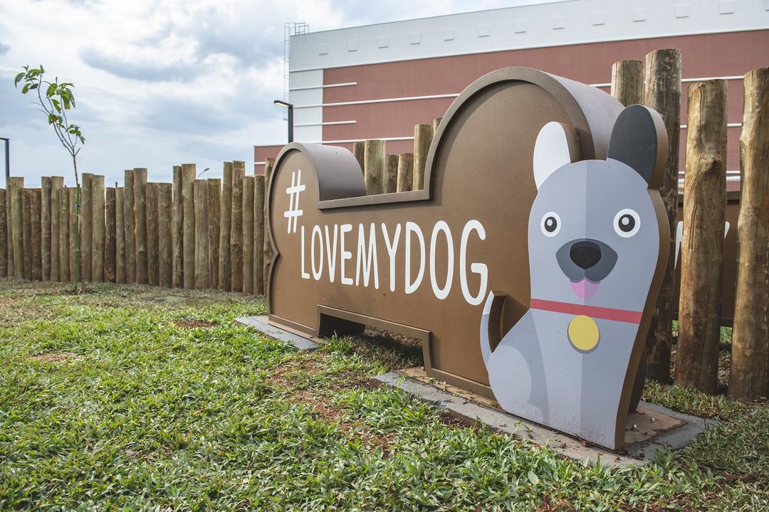 Catuaí Shopping Londrina inaugura parque para pets