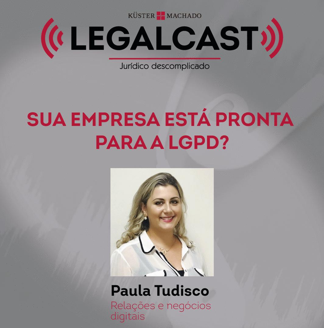 Küster Machado Advogados lança o LEGALCAST no Spotify