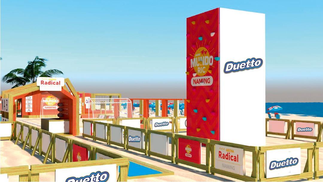 Duetto é apoiadora da Arena Mundo RIC 2020