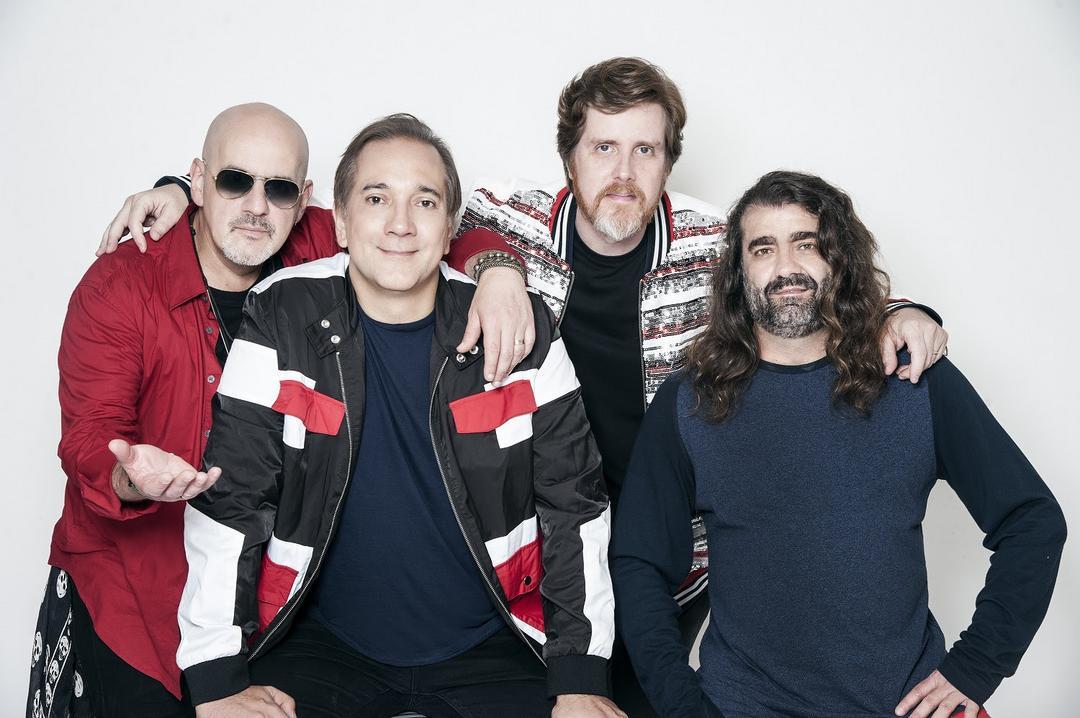 Biquini Cavadão traz a Curitiba pocket show com sucessos do novo álbum Ilustre Guerreiro