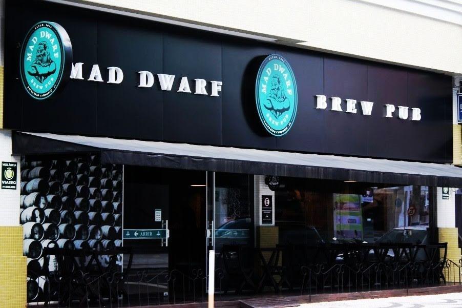 Mad Dwarf aposta na mistura de sabores e texturas e oferece um menu repleto de novidades