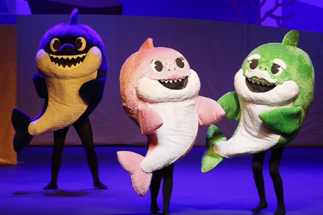 "Musical ""Baby Shark: a Barbatana Perdida"" chega a Curitiba"