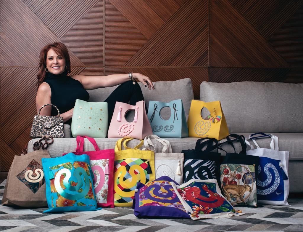 Preview da coleção de bolsas da designer Lu Lepri será apresentado com exclusividade no Encontro Inspirando Mu