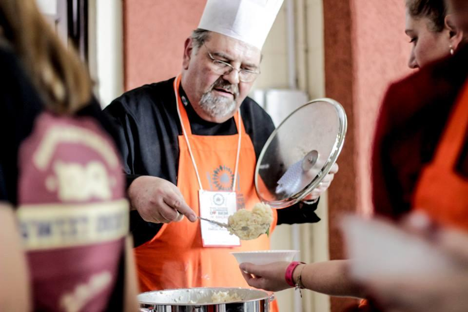 Risoto do bem: chefs de todo o Brasil ajudam hospital com evento gastronômico