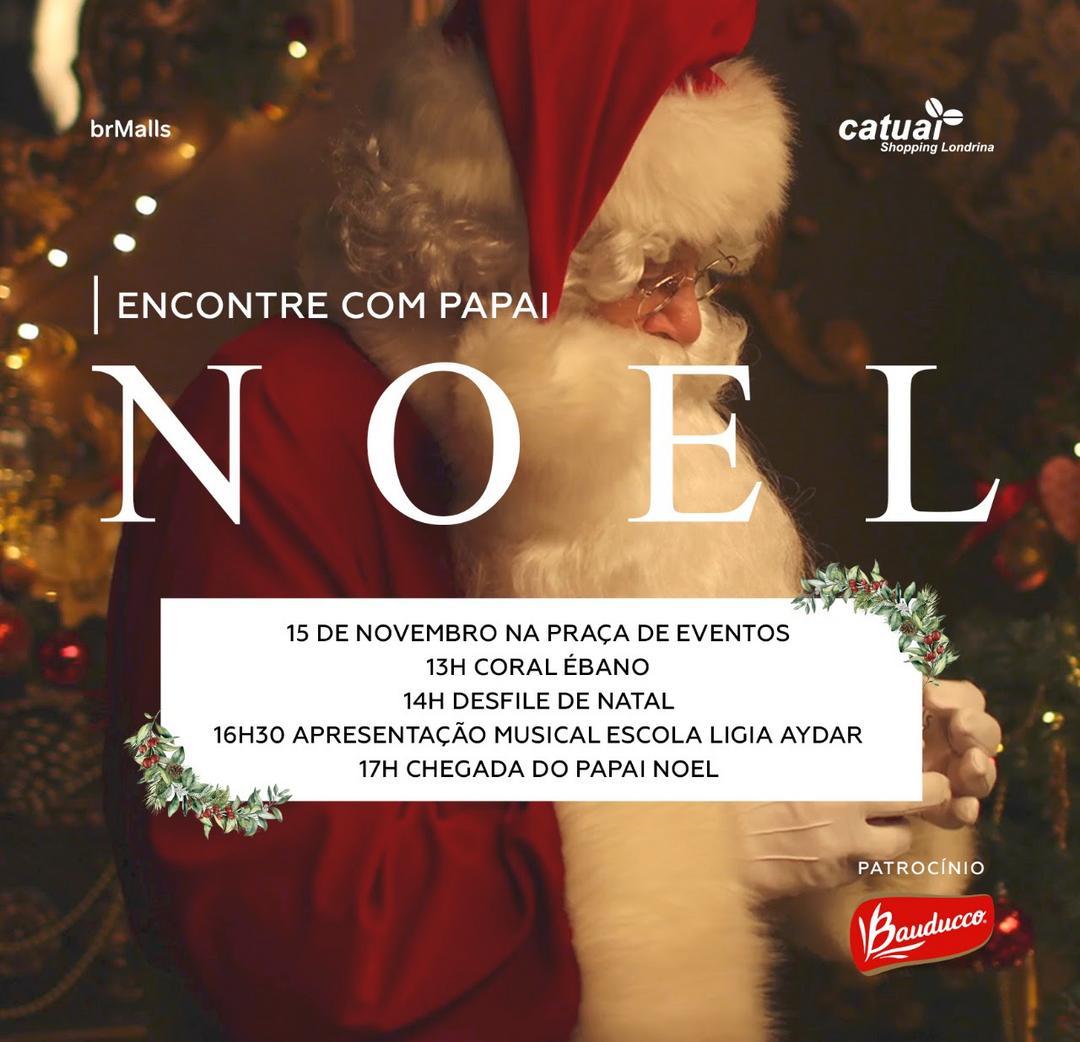 Catuaí Shopping Londrina tem Natal inspirado no mundo Disney