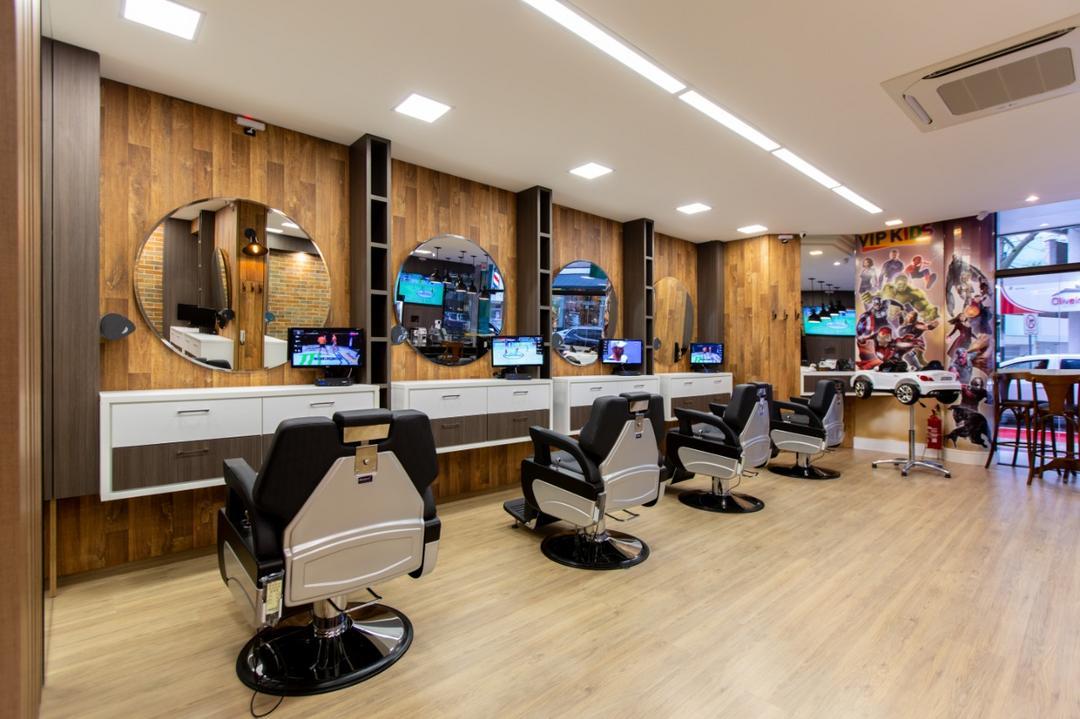 Barbearia Vip da Brasil abre em Balneário Camboriú