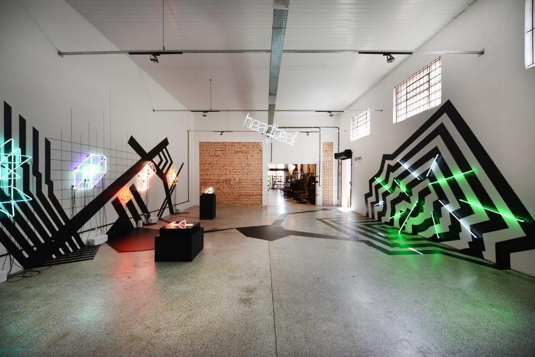 SOMA Galeria e Oslo Design participam da Casa Parte em São Paulo