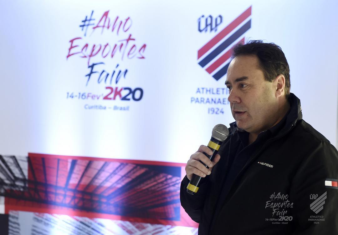 Arena da Baixada recebe Meeting de Marketing e Gestão Esportiva