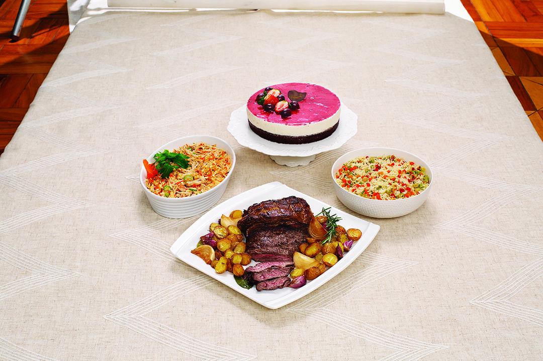 Extra convida clientes a encomendar menu completo e saboroso para o Dia das Mães
