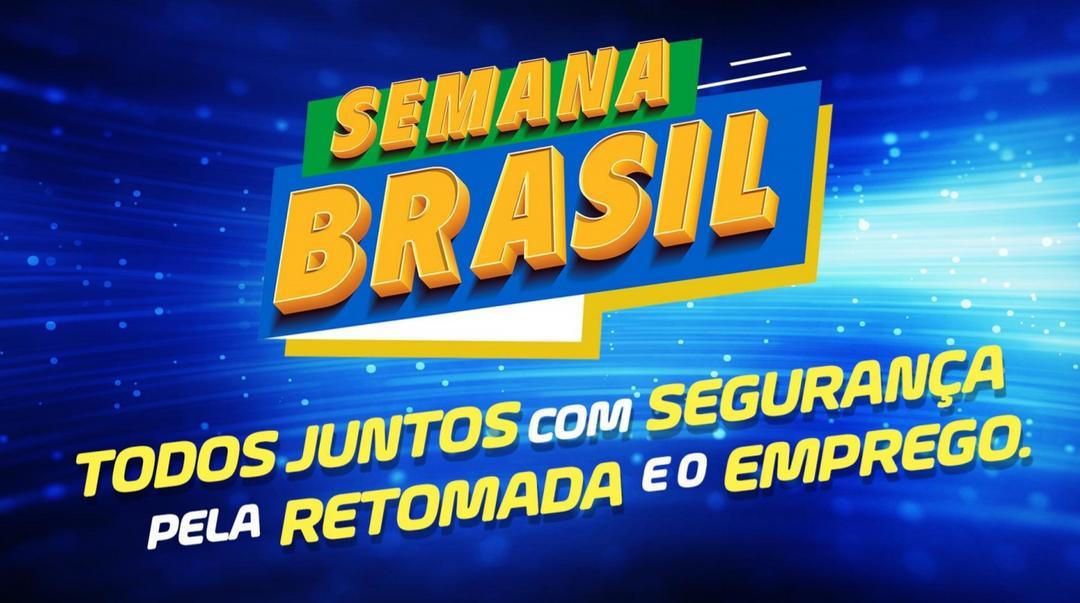 Semana Brasil 2020 projeta aumento de vendas do varejo