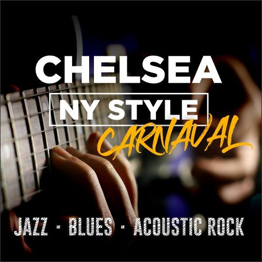 Carnaval no Chelsea será ao som de rock, blues e jazz