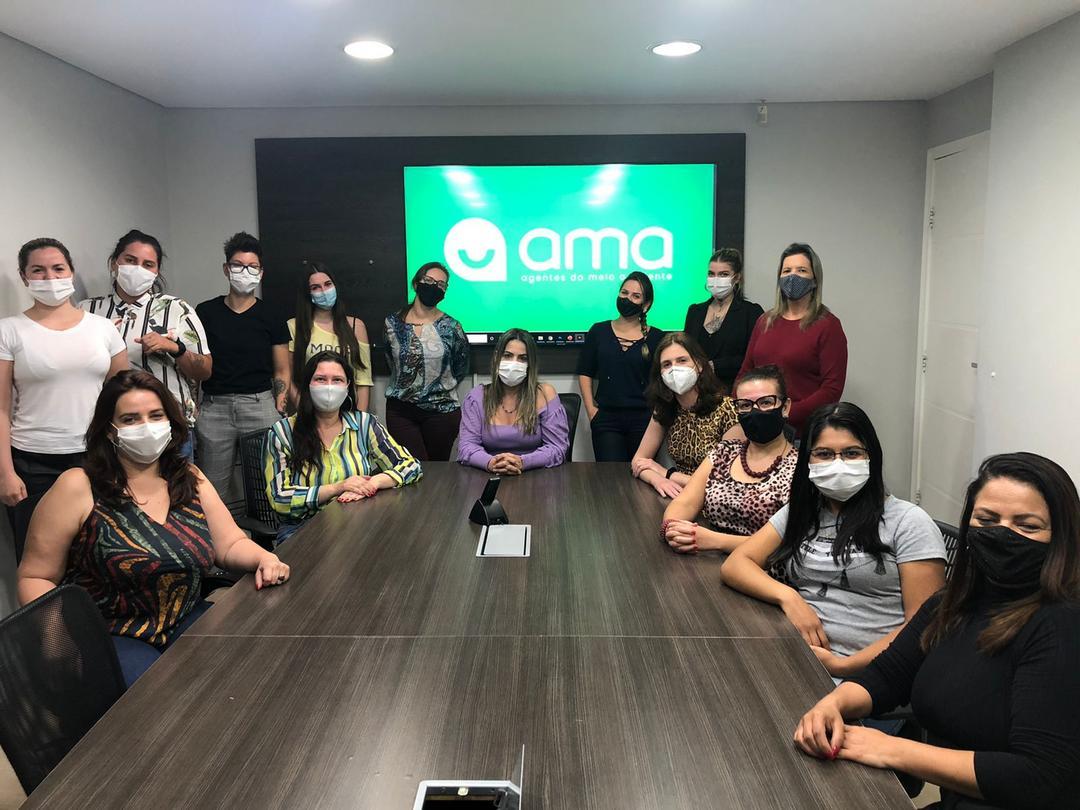 Plataforma AMA quer estimular a participação feminina na área de tecnologia